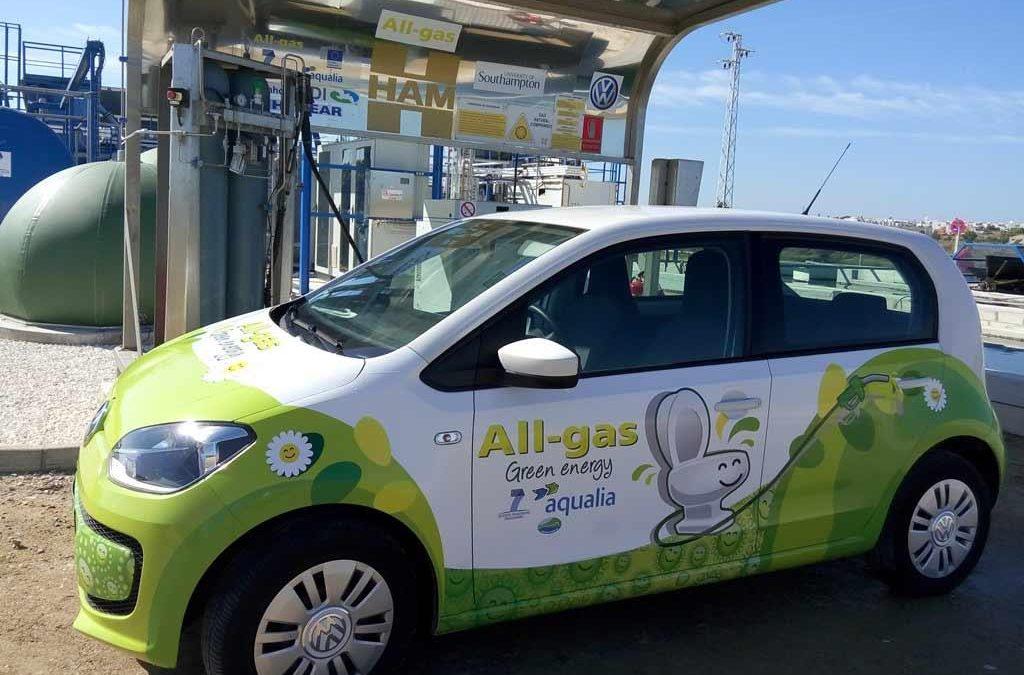 El biometano como combustible verde es ya una realidad en Europa