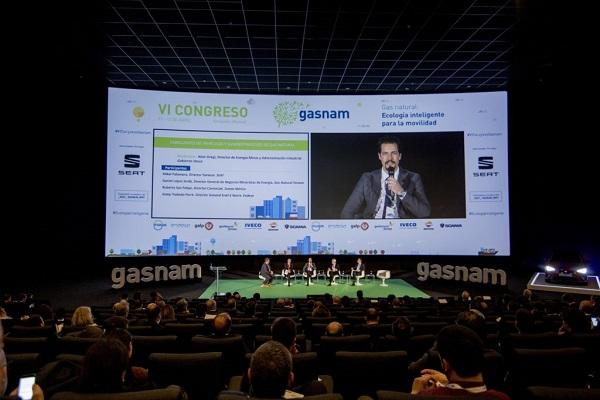 Green Gas Mobility Summit será la nueva edición del Congreso Gasnam