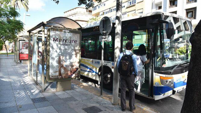 Algeciras renovará su flota de autobuses urbanos con 22 vehículos propulsado por GNC