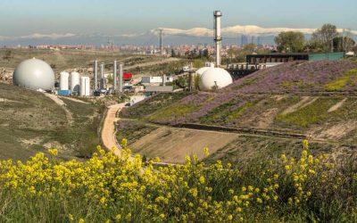 Madrid a la cabeza en valorización de residuos