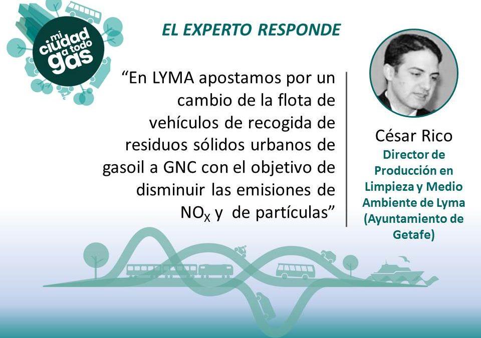 EL EXPERTO RESPONDE: César Rico, Director de Producción en LYMA