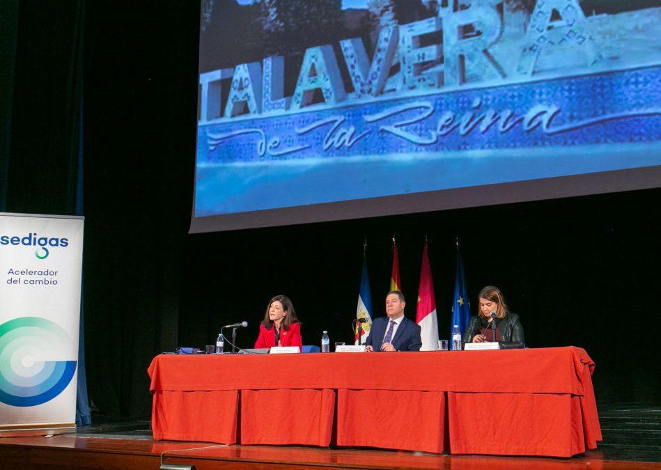 Talavera de la Reina apuesta por el gas renovable para responder a los objetivos de la Agenda 2030