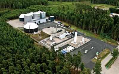 La industria del biogás se encuentra en expansión