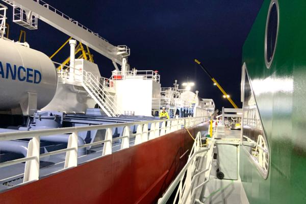 El proveedor de servicios holandés de gas natural licuado, Titan LNG, ha tomado medidas de precaución que permiten continuar las operaciones durante el brote de COVID-19