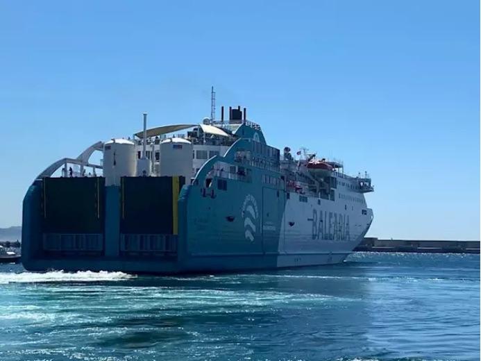 Aumenta la apuesta por el gas natural como combustible sostenible en buques de pasajeros