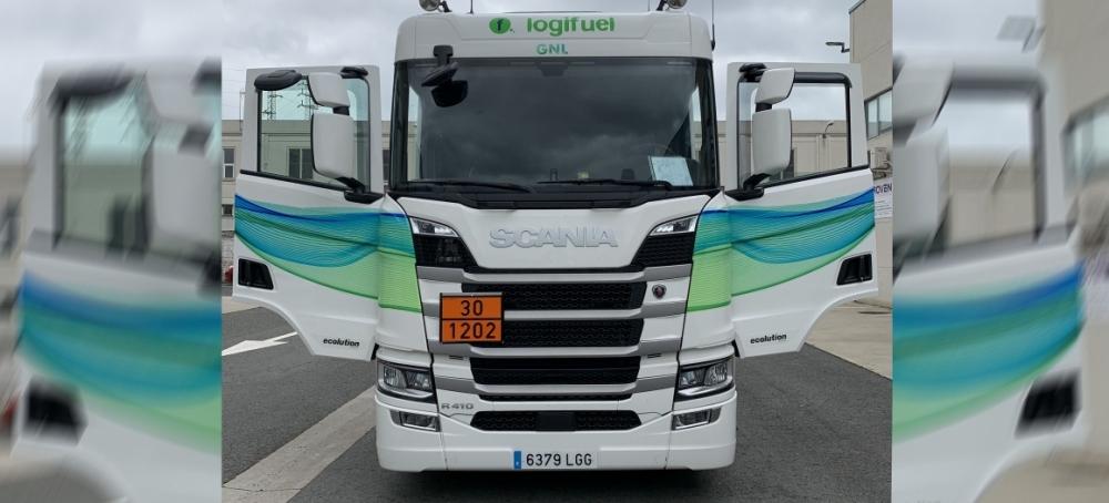 Cada vez más compañías de transporte apuestan por el GNL como combustible