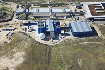Madrid anima a presentar propuestas para valorizar el CO2 del biogás de Valdemingómez