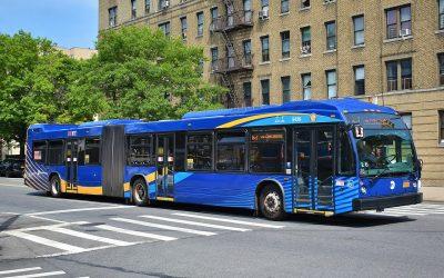 New York utilizará gas renovable en el transporte público