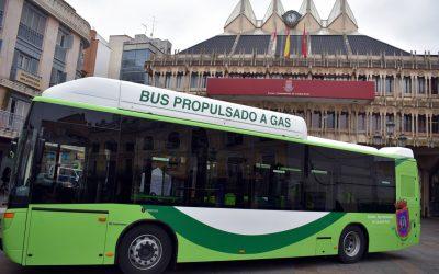 Ciudad Real elige el Gas Natural e incorpora 3 nuevos autobuses de GNC a su trasporte urbano