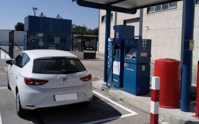 Nueva gasinera en la ciudad de Dos Hermanas