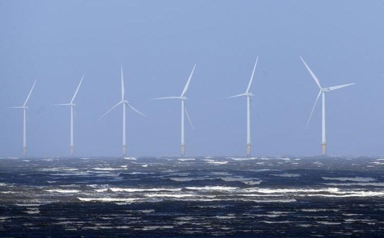 Enagás y Naturgy apuestan por la construcción de un parque eólico marino en Asturias para la producción de hidrógeno verde