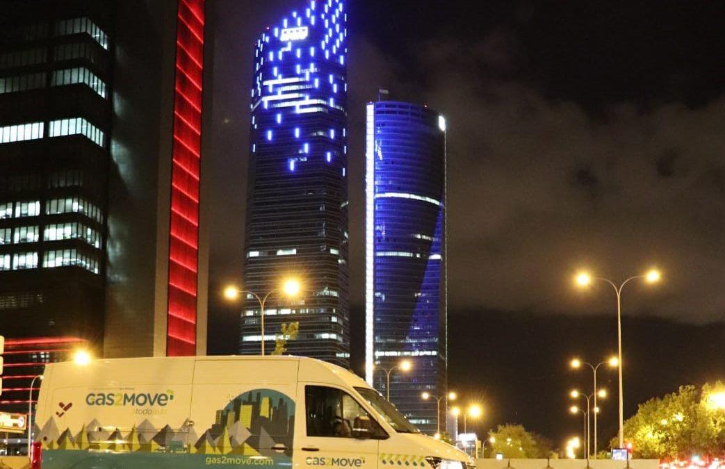 Gas2Move lidera la logística sostenible de última milla