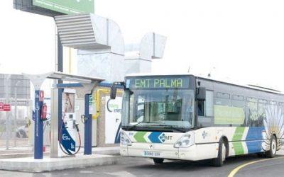 Palma incorpora 23 nuevos vehículos de Gas Natural Comprimido a su flota de autobuses