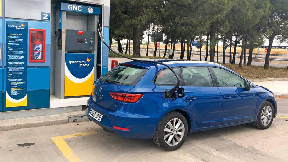 Seat apuesta por el Gas Natural