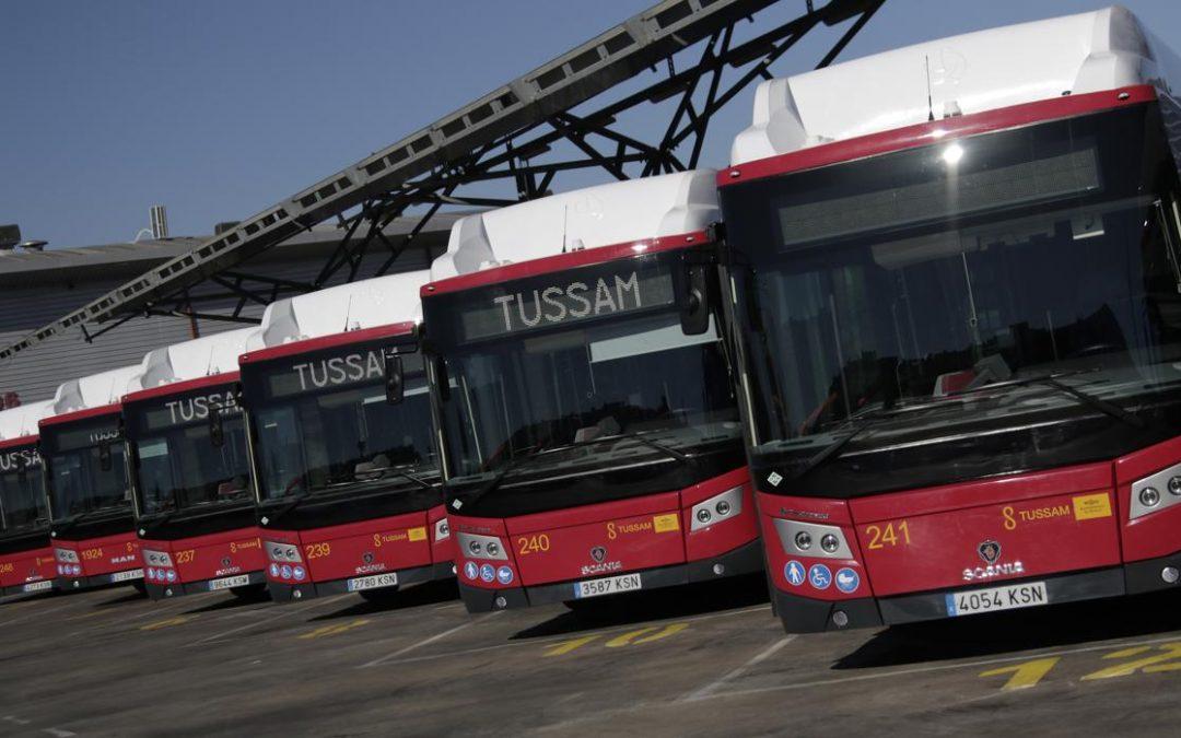 Sevilla, un referente para la Unión Europea por su apuesta por el Gas Natural en la movilidad de su trasporte urbano
