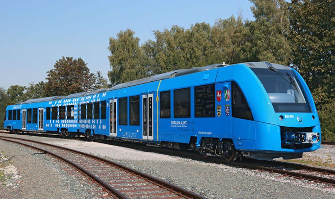 Alstom: hidrógeno para donde no llega la electricidad