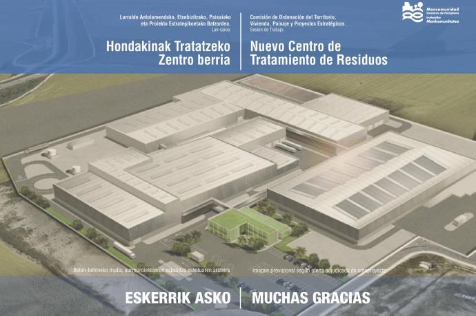 Pamplona y su comarca generaran Gas Renovable suficiente para alimentar 70 Autobuses y 100 camiones