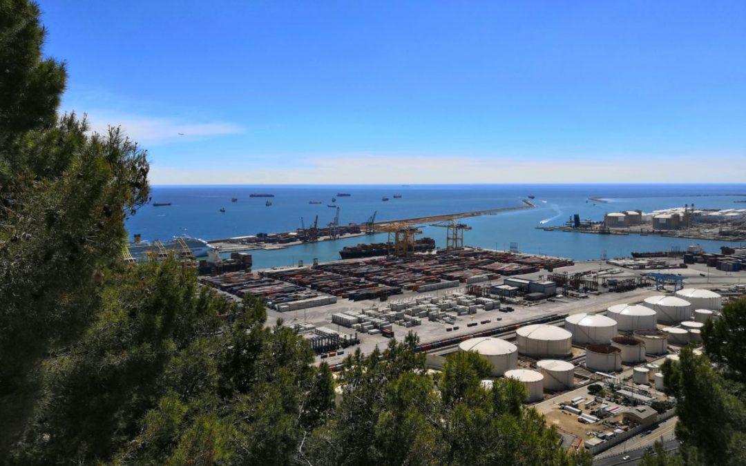 Barcelona recibe fondos europeos para el uso del gas en la industria marítima