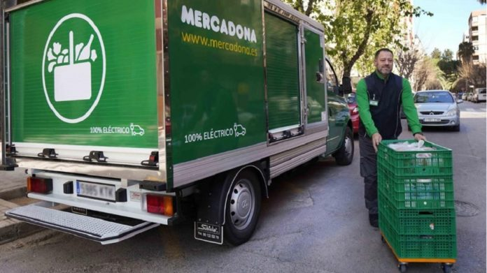 La estrategia 'verde' de Mercadona cuenta con camiones a GNL
