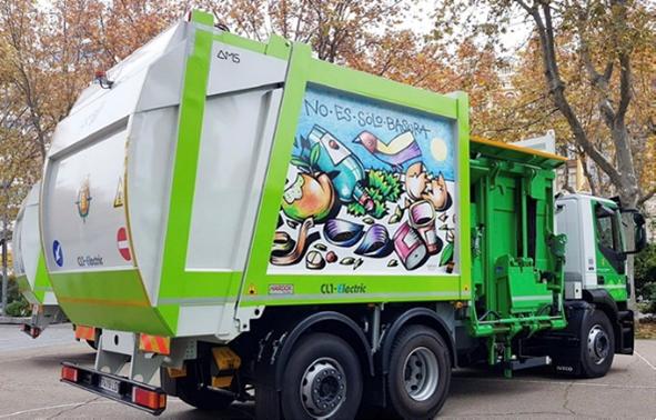 Valladolid incorpora 4 vehículos propulsados por GNC a su flota municipal