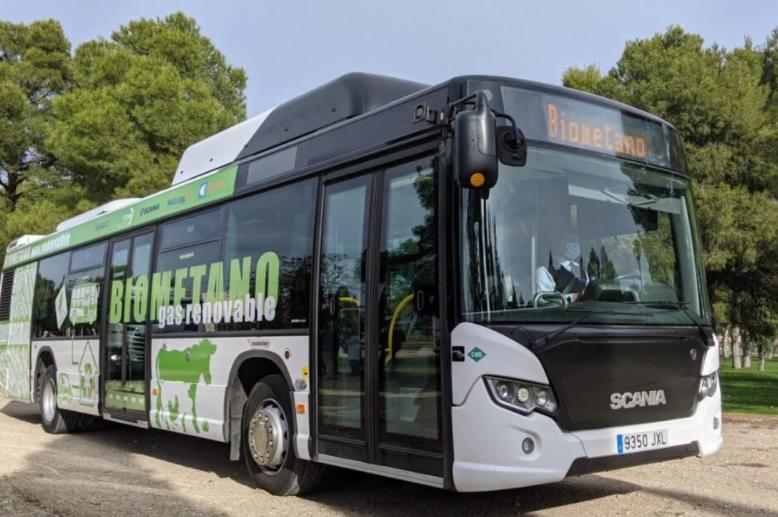 Zaragoza impulsa el biometano como combustible renovable para la movilidad sostenible