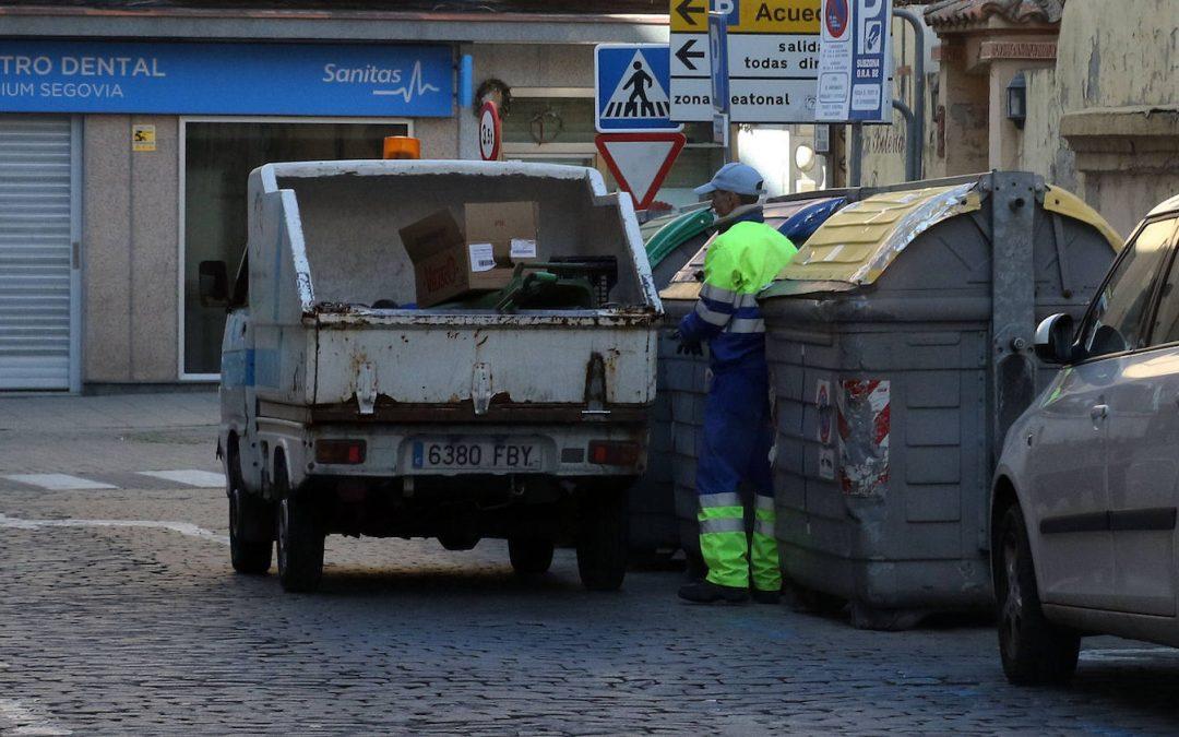 Segovia dispondrá de una gasinera para suministrar GNC a los vehículos de recogida de residuos