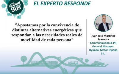 HYUNDAI MOTOR ESPAÑA RESPONDE: Juan José Martínez Saavedra, Communication & PR  General Manager