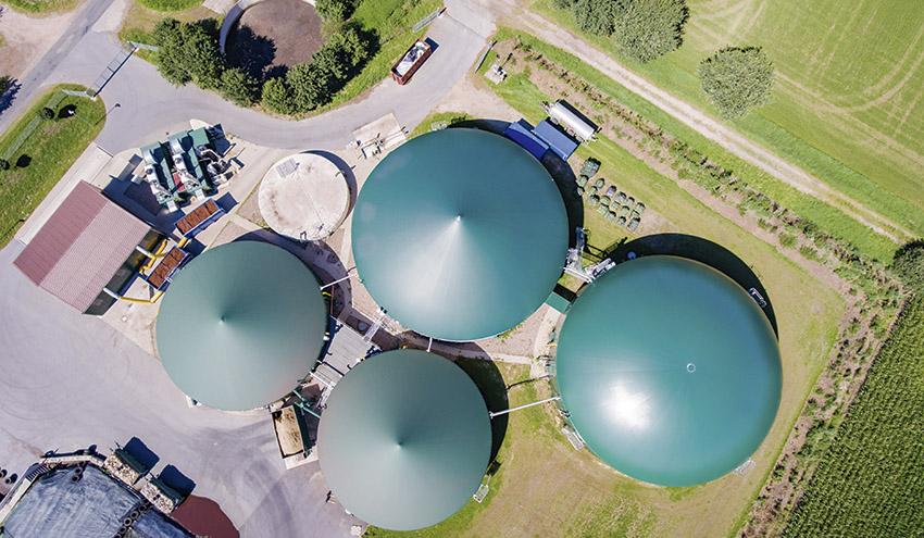 El Biogás y el Biometano en Europa