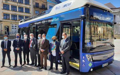 Oviedo apuesta por el hidrógeno verde para el transporte urbano