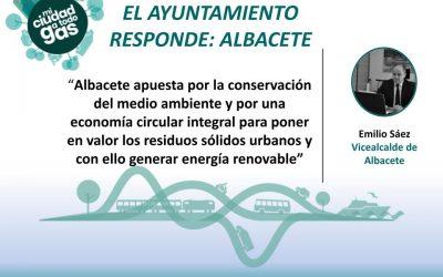 EL AYUNTAMIENTO DE ALBACETE RESPONDE: Emilio Sáez, vicealcalde