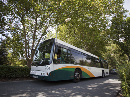 La Mancomunidad de Pamplona opta por el gas renovable para el transporte urbano
