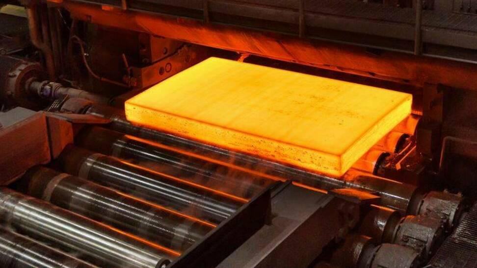 Se fabrica el primer acero del mundo sin combustibles fósiles y gracias al hidrógeno