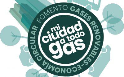 Cartagena acoge la próxima semana el II Foro del Gas Renovable de miciudadatodogas