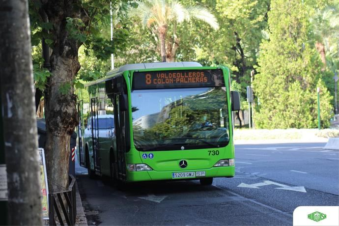Córdoba apuesta por el Gas Natural y compra cuatro microbuses GNC